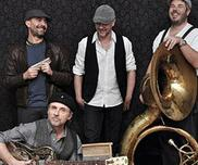 Marco Marchi & the Mojo Workers (CH)